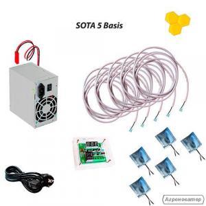 Обігрів для вуликів (бджіл) SOTA 5 Basis