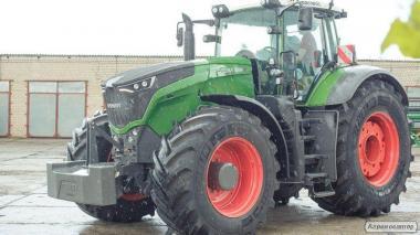 Ремонт гидравлики трактора Fendt