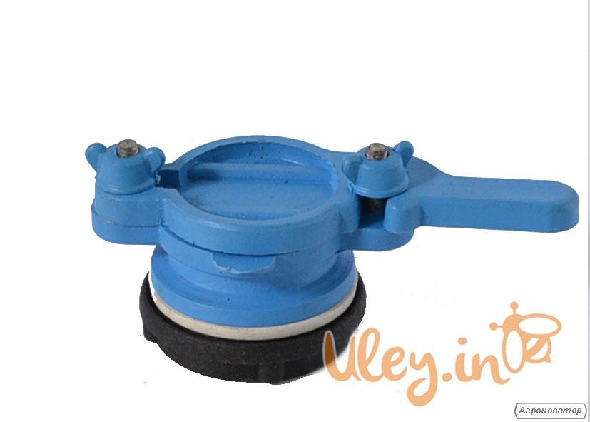 Кран зливний (пластиковий) малий