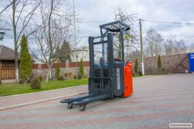Електроштабелери Linde L 12 LSP