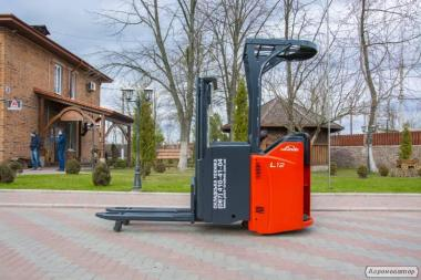 Электроштабелер Linde L 12 LSP