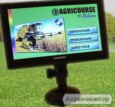Агрокурс Купити Gps система паралельного водіння agricourse pd