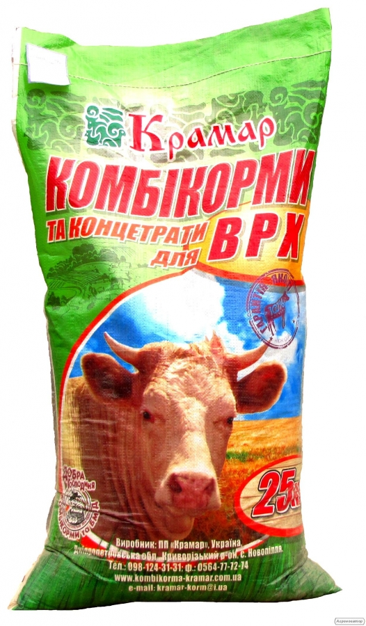 КР-3 БМВД 10% Гровер для телят на откорм возрастом 116-400 дней