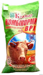 КР-3 БМВД 10% Гровер для телят на відгодівлю віком 116-400 днів