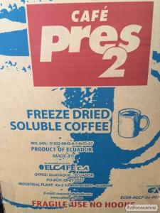 Продаем Растворимый кофе Пресс 2 крупным и мелким оптом