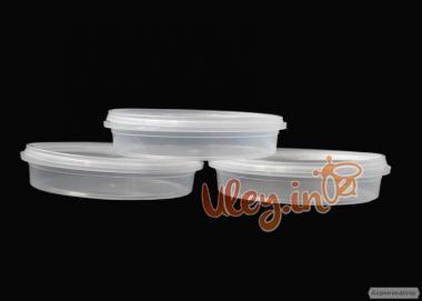 Відро пластикове для меду 0.2 л (сертифіковане)