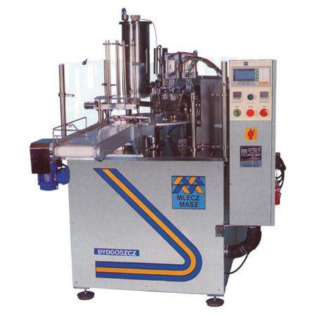 Автомат для упаковки полужидких продуктов PAG-40