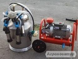 Всі доїльні апарати України на одному сайті, ціни виробників