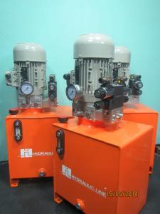 Гідравлічні насосні станції в широкому асортименті згідно технічного завдання Замовника