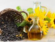 Олія соняшникова нерафінована холодного віджиму, 1-й сорт