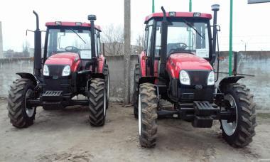 Трактори YTO MF454, X804, LX954, X1204