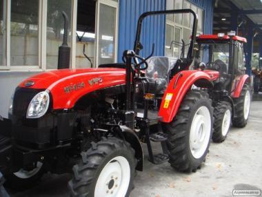Трактора YTO ME-304,MF454,LX954, X1204, X1304