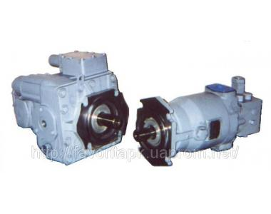 Об'ємний гідропривід ГСТ-90