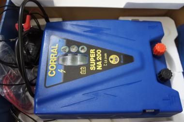 Электропастух (Электризатор CORRAL SUPER NA200)