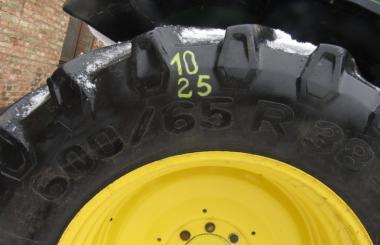 Шина Pirelli 600/65 R 38