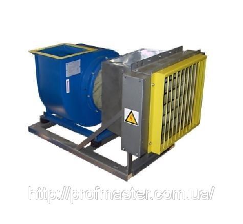 СФОЦ, електрокалорифер СФОЦ, тепловентилятор СФОЦ, агрегат опалювальний СФОЦ, обігрівач