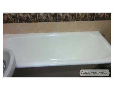 Реставрація ванн Наливна ванна