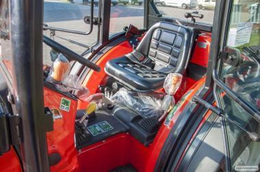 Мини трактор Goldoni energy 60 (садовый трактор)