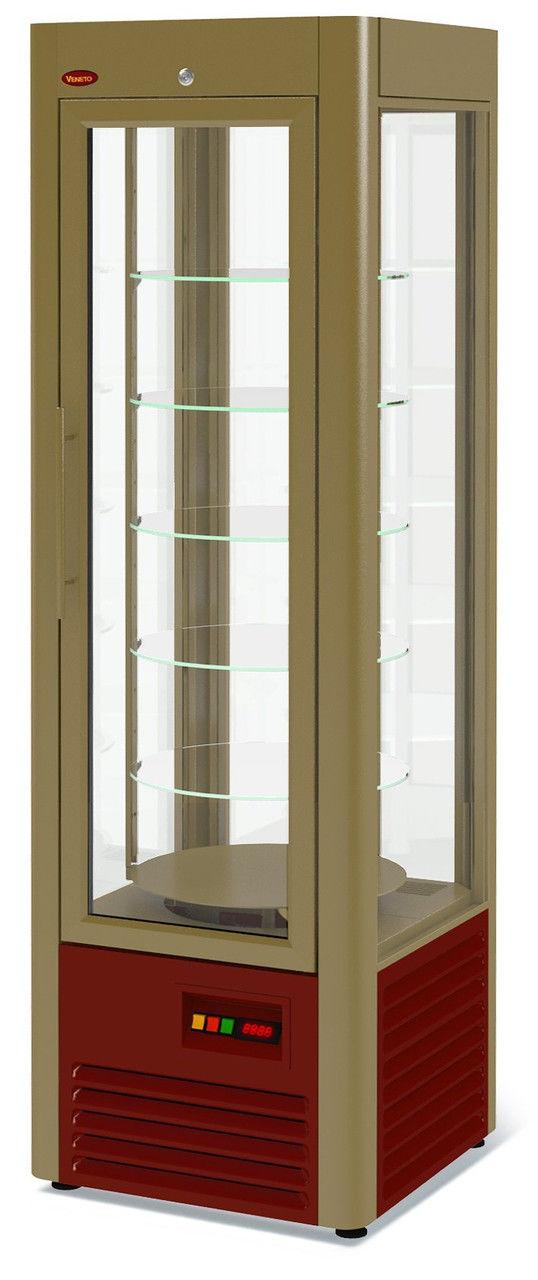 Витрина холодильная RS-0,4 VENETO крашенная