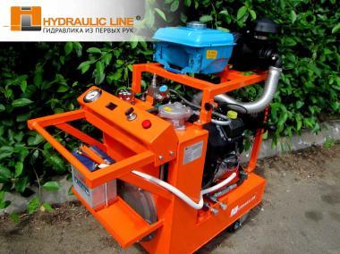 Проектирование и изготовление гидростанций по ТЗ заказчика