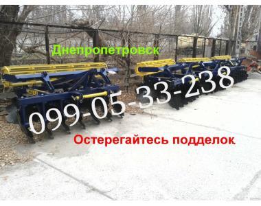 Дискова борона АГД 2,1(заводська збірка)остерігайтеся підробок!!!