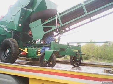 Зернопогрузчики КШП-6,5 после капитального ремонта