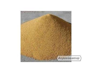Суха кукурудзяна барда