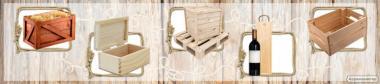 Производство деревянной тары и упаковки (по индивидуальным размерам)