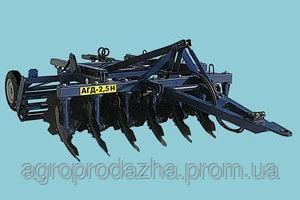 Борона дискова АГД-2.5 М причіпна, агрегатується з тракторами МТЗ/80-82