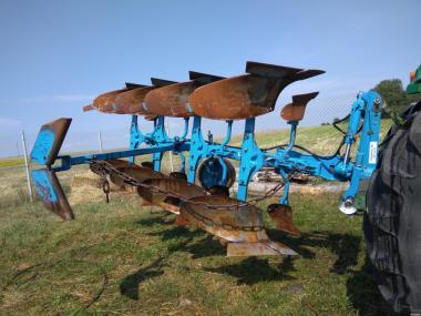 Продам Плуг оборотний 3+1 корпусный Lemken Opal 110