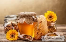 Продам подсолнечный мёд