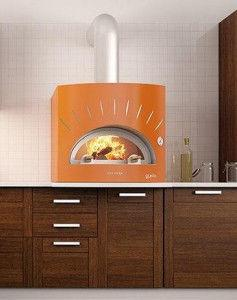 Дров'яна піч для піци GUSTO ТОР (настільна) Alfa Refrattari