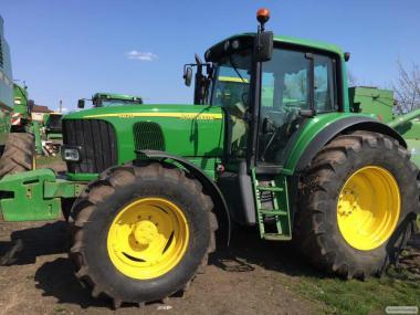 Трактор JOHN DEERE 6820 Джон Дір
