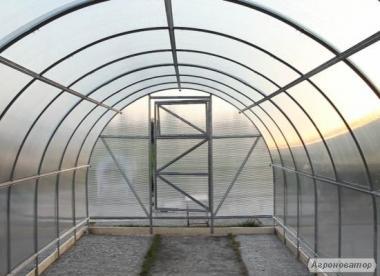 Теплица 3х4 с поликарбонатом 4мм