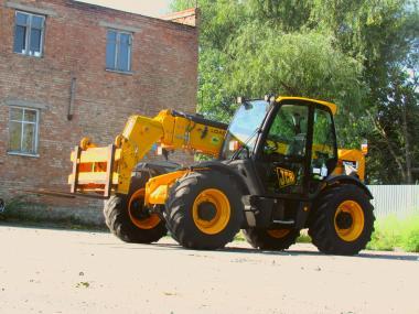 Навантажувач JCB 535-95 (2008)