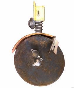 Сошник дисковый в сборе на китайскую сеялку 2BFX / ЗАРЯ