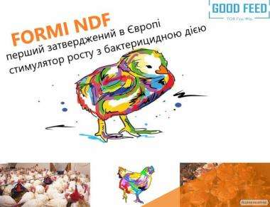 Formi NDF - підсилювач з бактерицидною дією