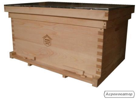 Вулик лежак на 20 рамок