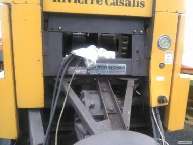 Продам пресс-подборщик (Пресс-подборщик) Rivierre Casalis RC8080