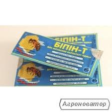 БИПИН-для лечения и профилактики варроатоза пчел.