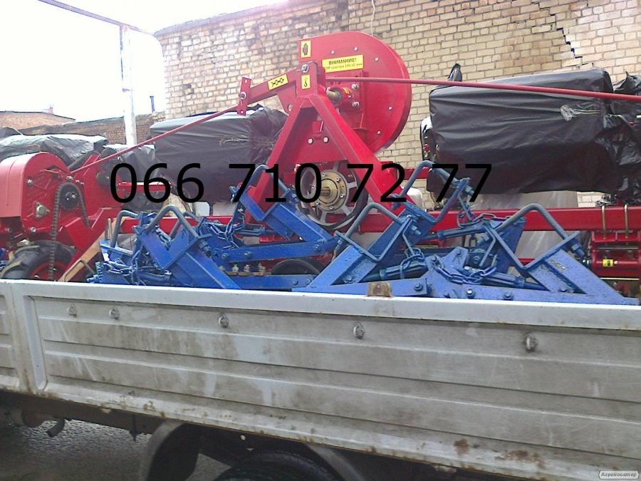Продаж сівалки супн-6 вентиляторна з турбіною і супн-8