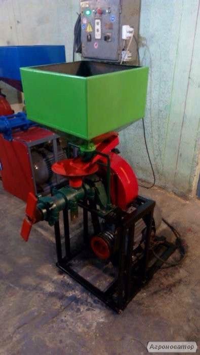 Экструдер зерновой с соевой насадкой новый 100-120 кг час