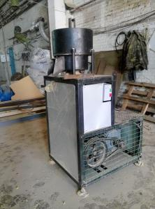 Гранулятор пелет, комбікорми з плоскою матрицею 300мм (650кг/год)