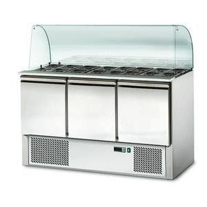Саладетта GGM SAS147RG (холодильний стіл)