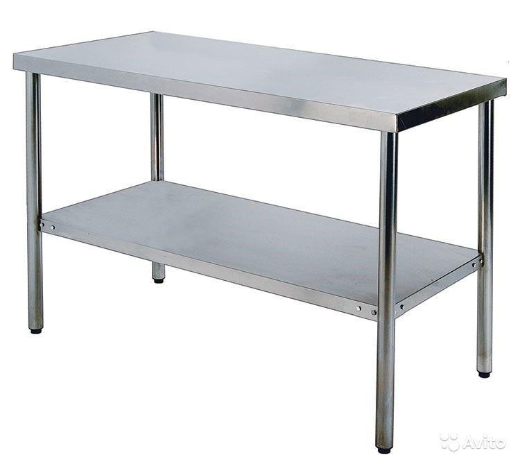 Стол кухонный 750х1800мм WG304-3072