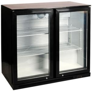Шафа холодильна барний Altezoro NQ-HI-02