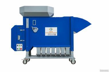 Продам зерноочистительное оборудование АСМ