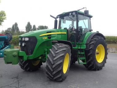 Трактор John Deere 7730 (2009)