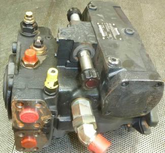 Ремонт A4VG56 Bosch Rexroth