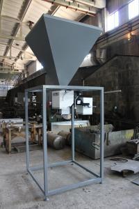 Дозатор весовой сыпучих материалов ДВСВ-М (дозы от 5 кг до 50 кг)